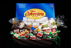 """A Taste of Little Italy"" Gift Basket - Torrone Candy"