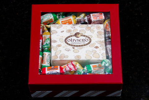 """Bella Box"" Soft Torrone Gift Box"