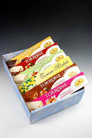 Torrone Bar Sampler Gift Box