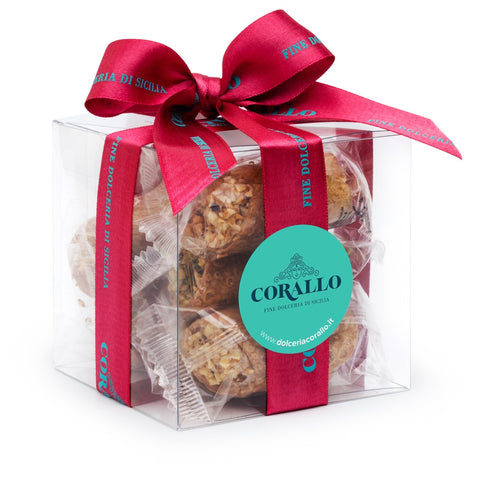 Corallo Mini Siclian Cannoli Gift Box