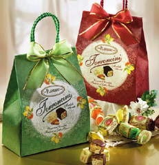 Flamigni Assorted Torroncini Gift Bag - Torrone Candy