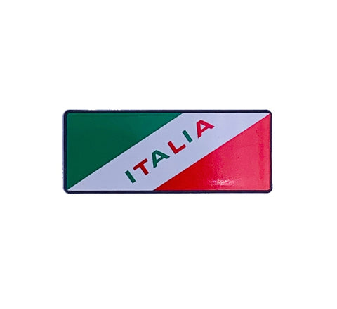 Italia Car Decal