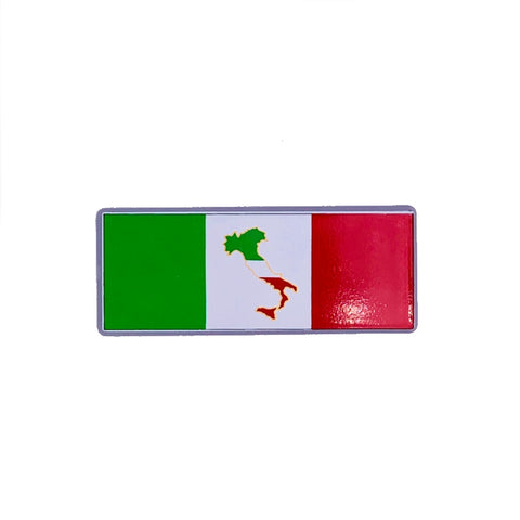 Italy Map Car Decal