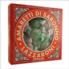 Lazzaroni Amaretti di Saronno Window Box 7 oz - Torrone Candy