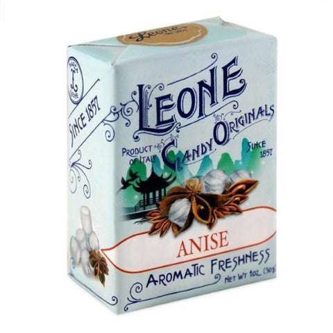 Leone Candy Originals - Anise - Torrone Candy