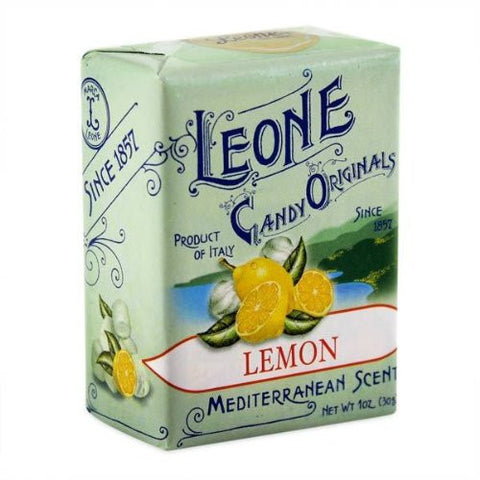 Leone Candy Originals - Lemon - Torrone Candy