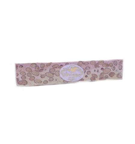 Oliviero Tri-Color Soft Torrone Bar