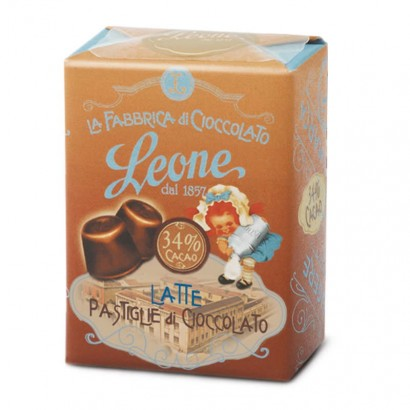 Leone Candy Originals - Milk Chocolate - Torrone Candy