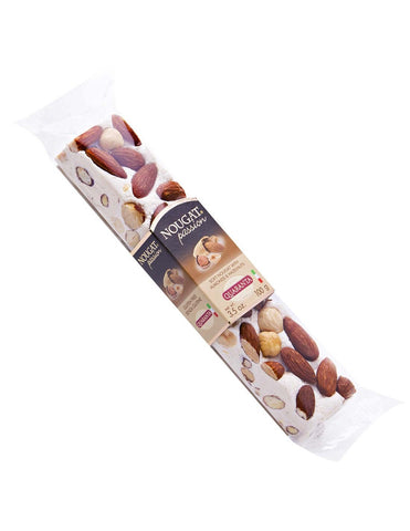 Quaranta Soft Torrone Bar - Hazelnut & Almonds