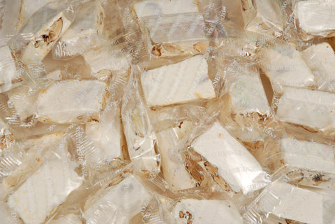 Bulk Oliviero Torroncini -  Hard, Soft, Assorted - Torrone Candy
