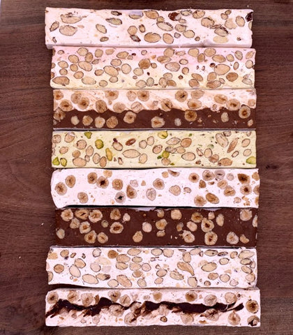 5 for $25!! Oliviero Torrone Bars - Mix and Match!
