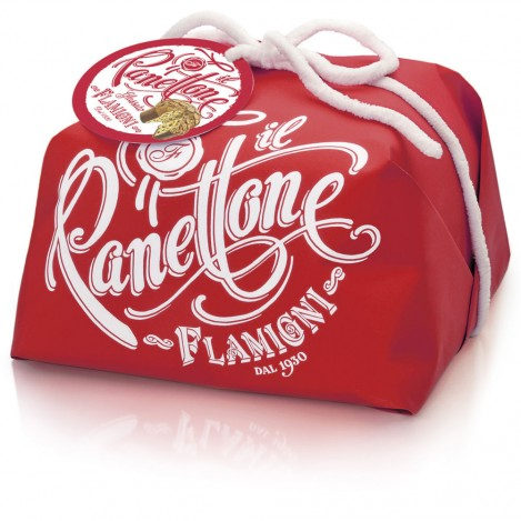 Flamigni Classic Panettone - Torrone Candy