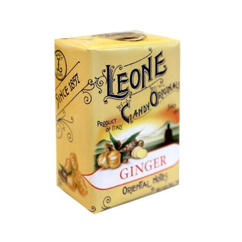 Leone Candy Originals - Ginger - Torrone Candy