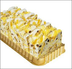 Quaranta Soft Torrone Slice - Lemon Cream