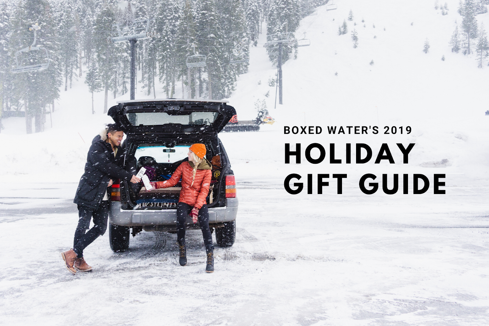 Boxed Water's Better 2019 Holiday Gift Guide