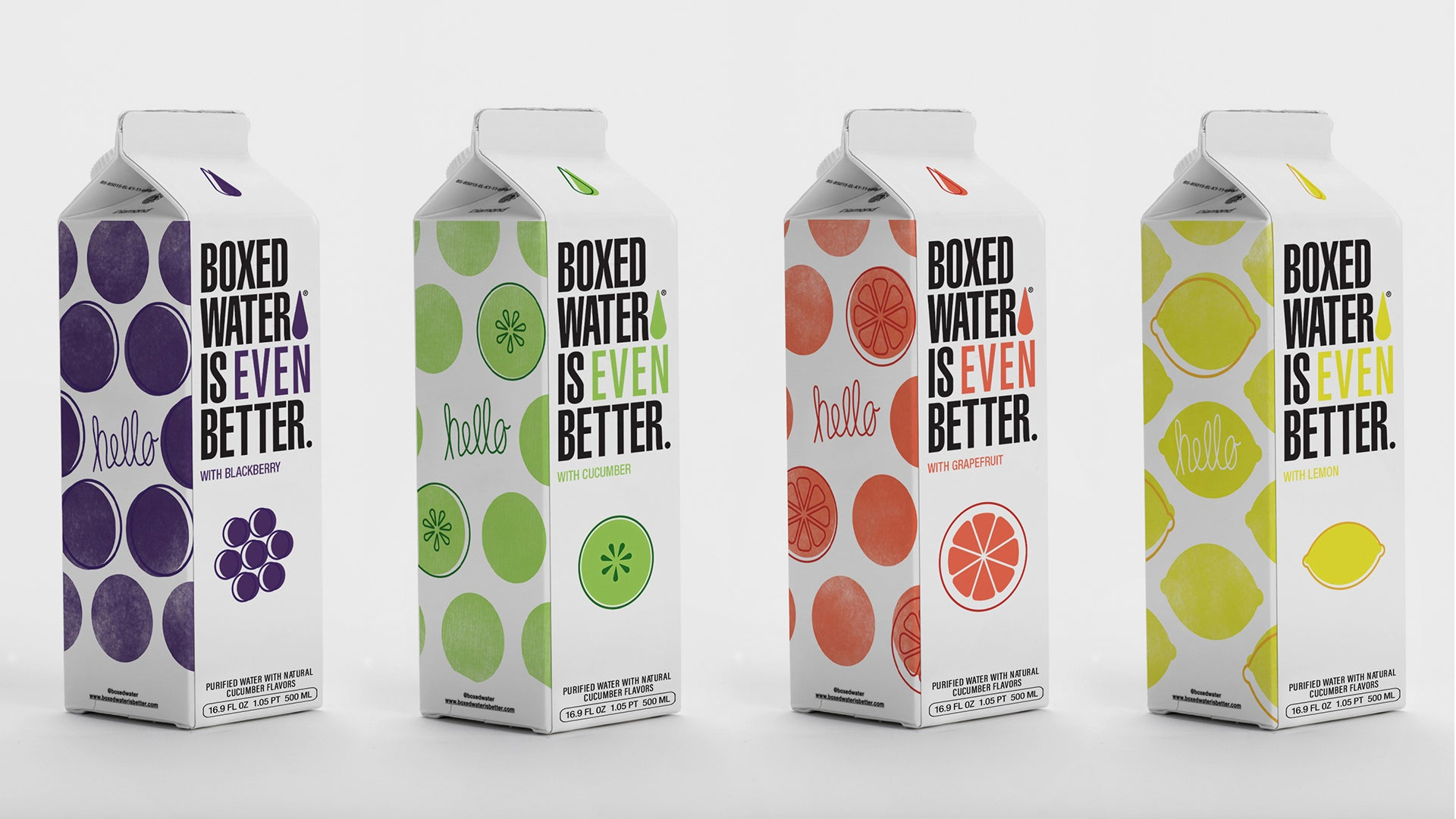 5 Things To Know about Boxed Water's New Flavors