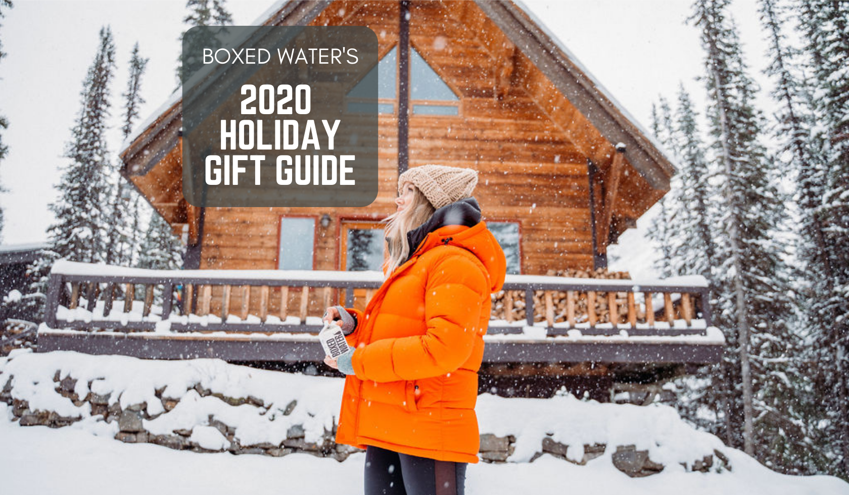 2020 Eco-Friendly Holiday Gift Guide