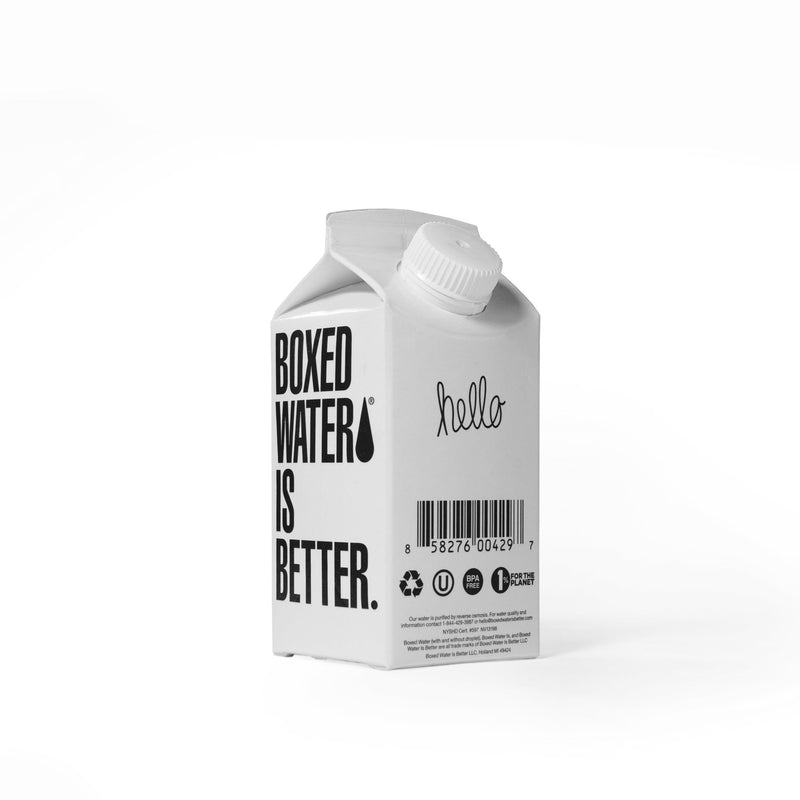 330ml Boxed Water