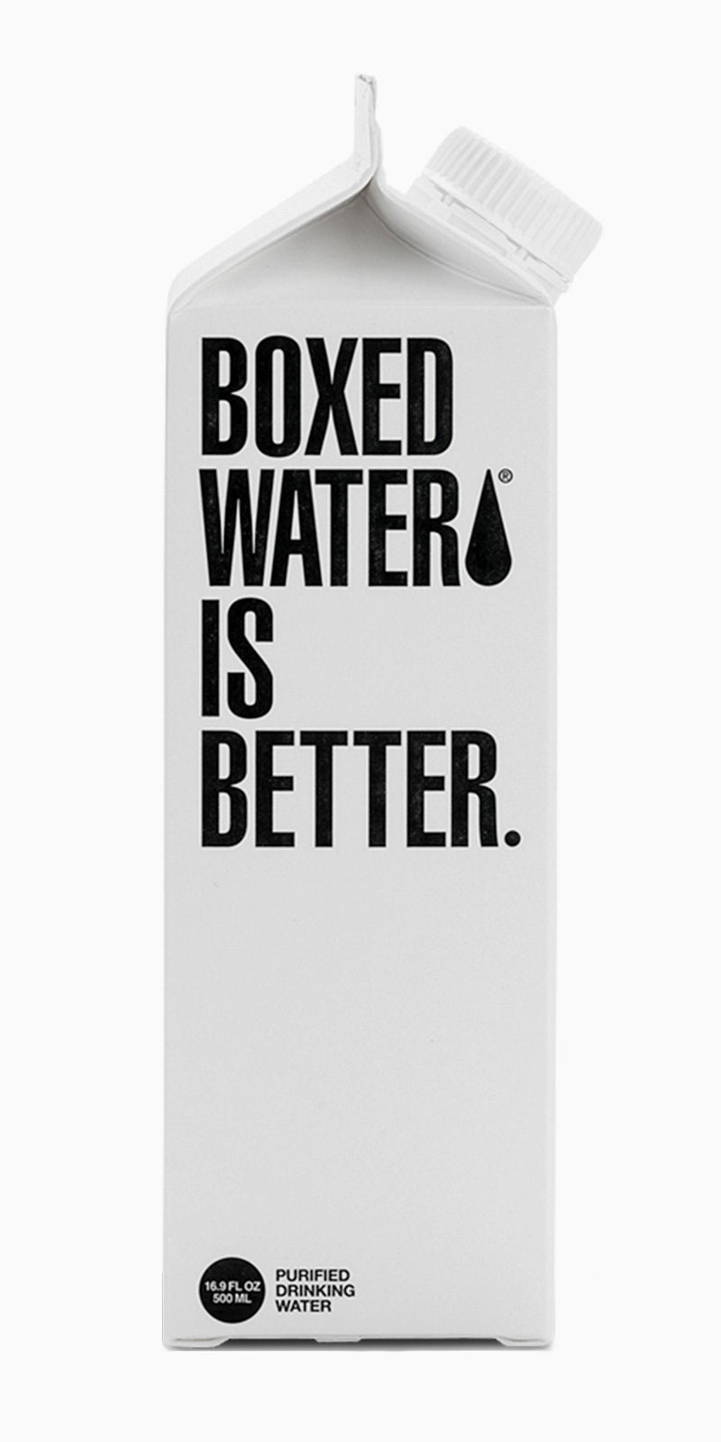 500ml Boxed Water