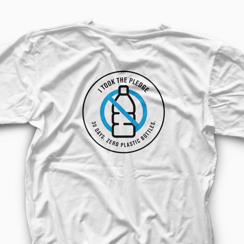 Plastic Pledge T-Shirt