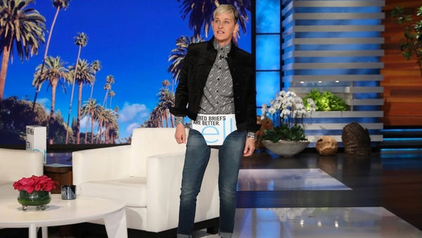 Watch Ellen's Plan to Save the World