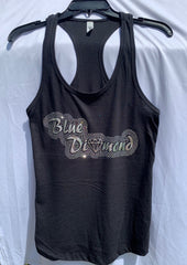 Blue Diamond Team Tank