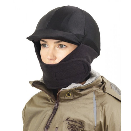 Winter Fleece Helmet Cover