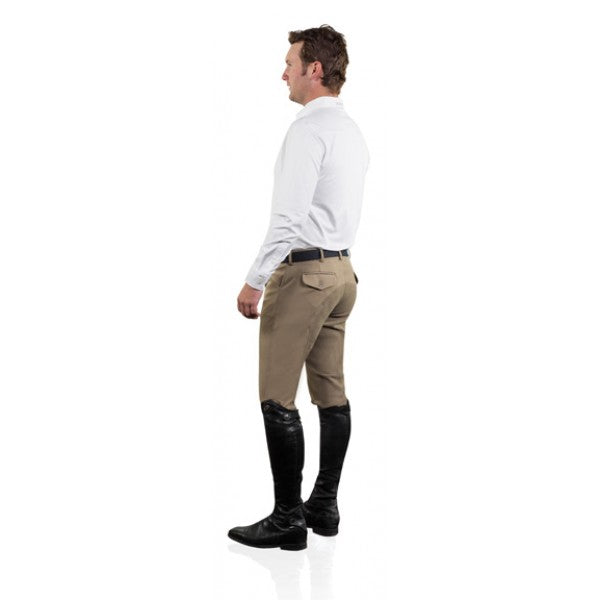Ovation® EuroWeave™ DX® 4-Pocket Front Zip Full Seat Men's Breeches