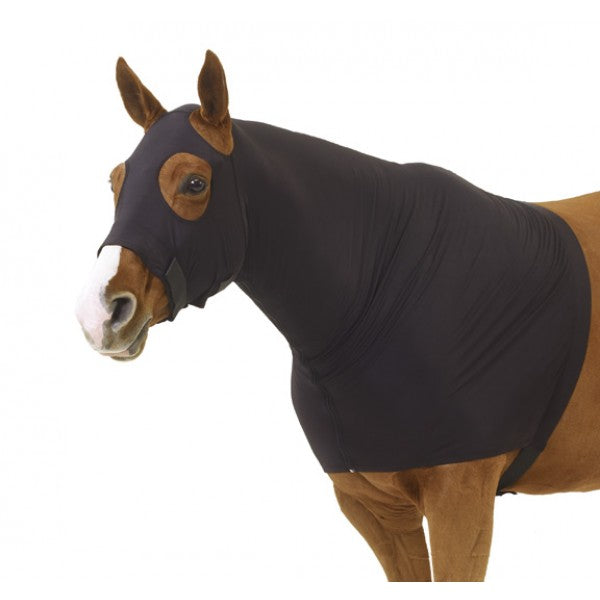 Centaur Stretch Lycra Full Zip Hood