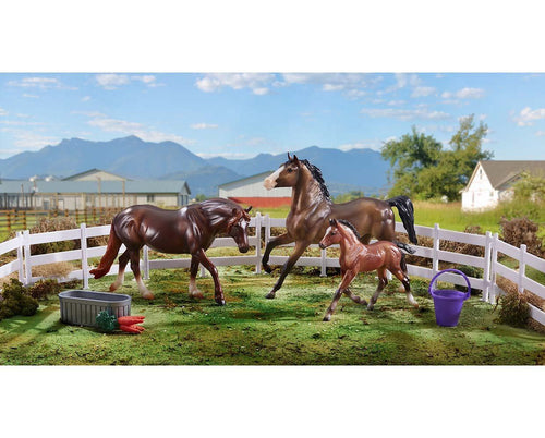 Breyer Pony Power Set