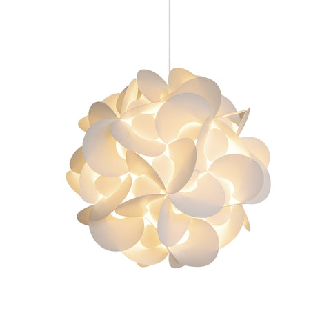 Medium Rounds Pendant Light - Warm white glow