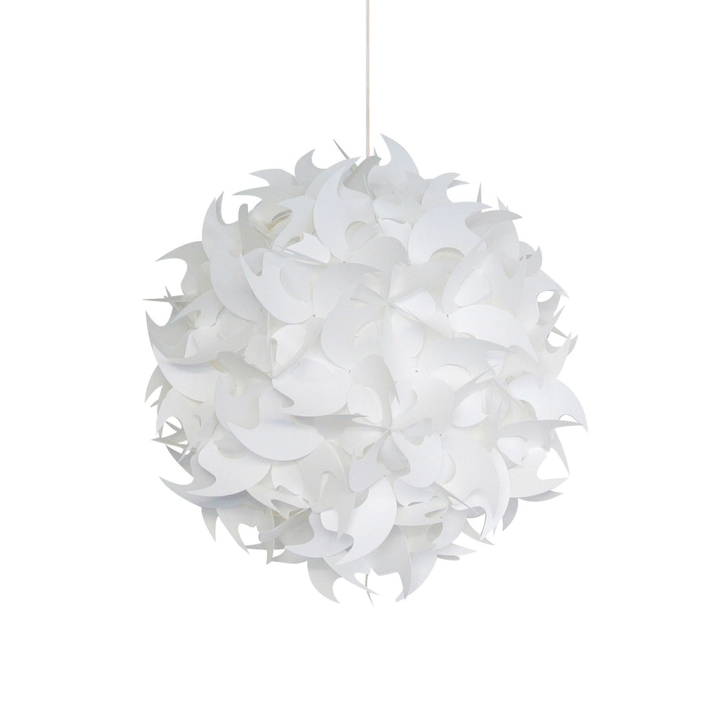 Deluxe hooks hanging pendant lamp 22u201d cool white glow deluxe hooks pendant light fixture cool white glow arubaitofo Image collections