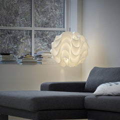 Akari Wave Hanging Pendant Light