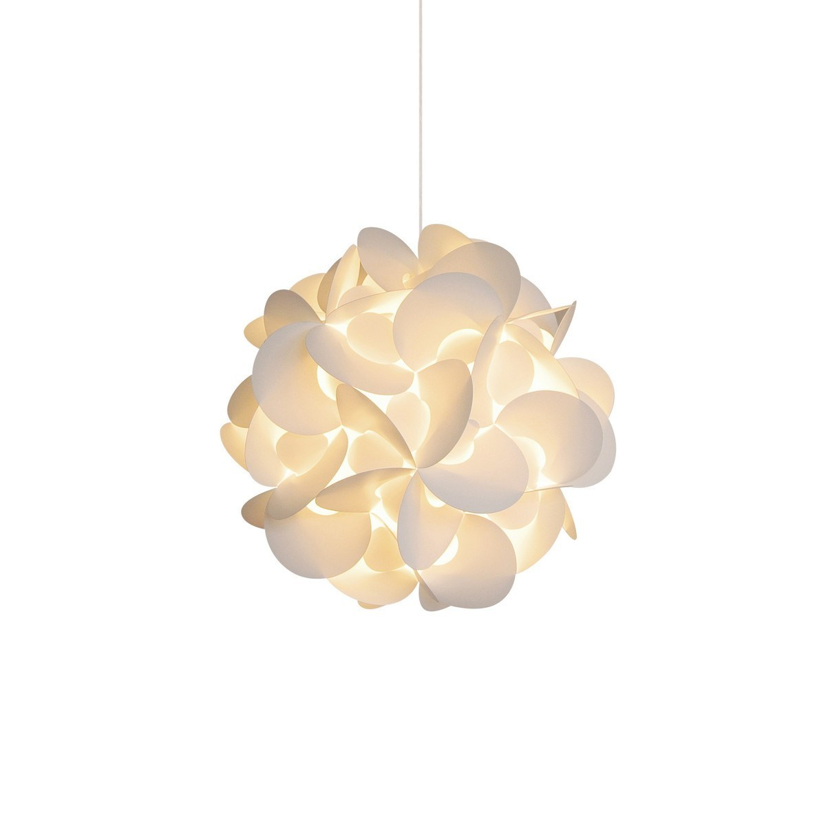 Unique swag hanging pendant lamps light fixtures akari lanterns small rounds hanging pendant light warm white glow aloadofball Image collections