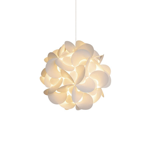 Small Rounds Hanging Pendant Light - Warm white glow