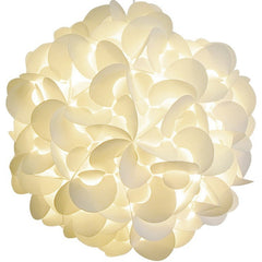 XL Rounds Pendant Light Fixture - Warm white glow