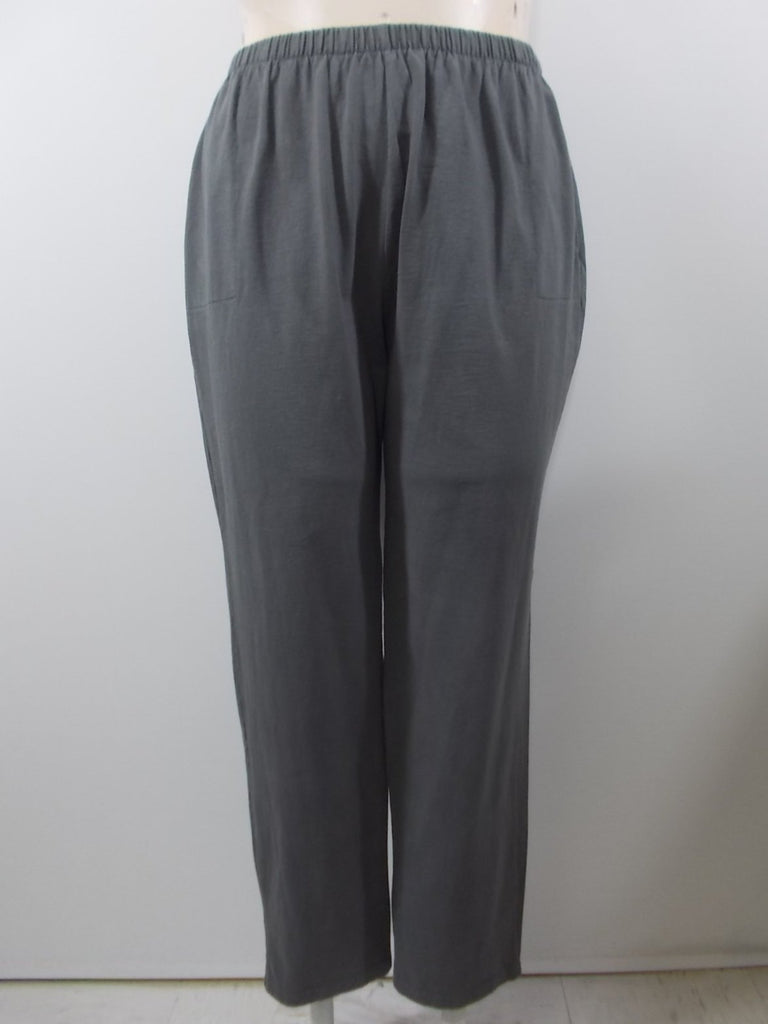 Fenini - Rock Jersey Narrow Leg 2 Pocket Long Pant - Linnea's Boutique & Vera's Threads