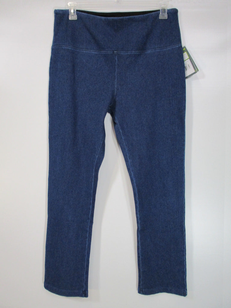 Lysse - Mid Wash Control Top Denim Straight Jean - Linnea's Boutique & Vera's Threads