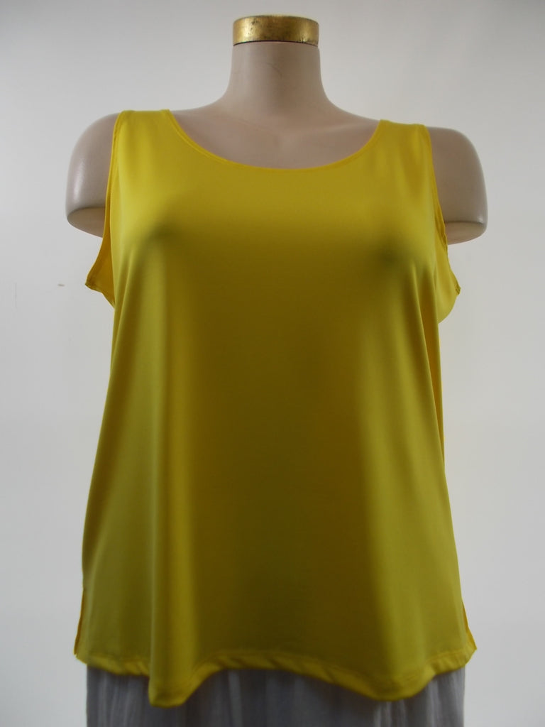 Steven Edwards - Yellow Tank- Plus $5 more