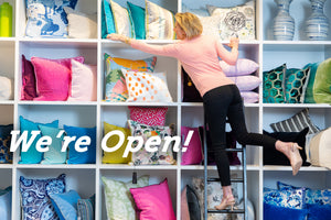 We're Open Again!