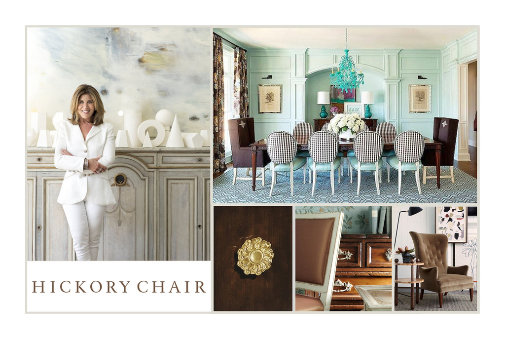 Brand Focus: Hickory Chair