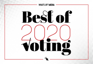 What's Up? Best Of 2020 | VOTE FOR US