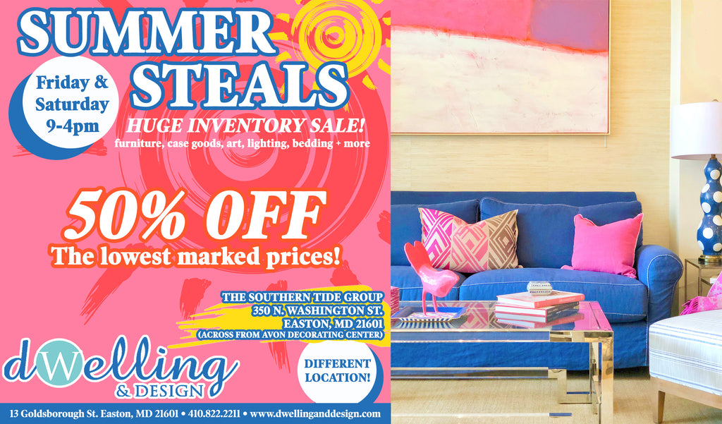 Special 'Summer Steals' Event | Friday 8/16 and Saturday 8/17