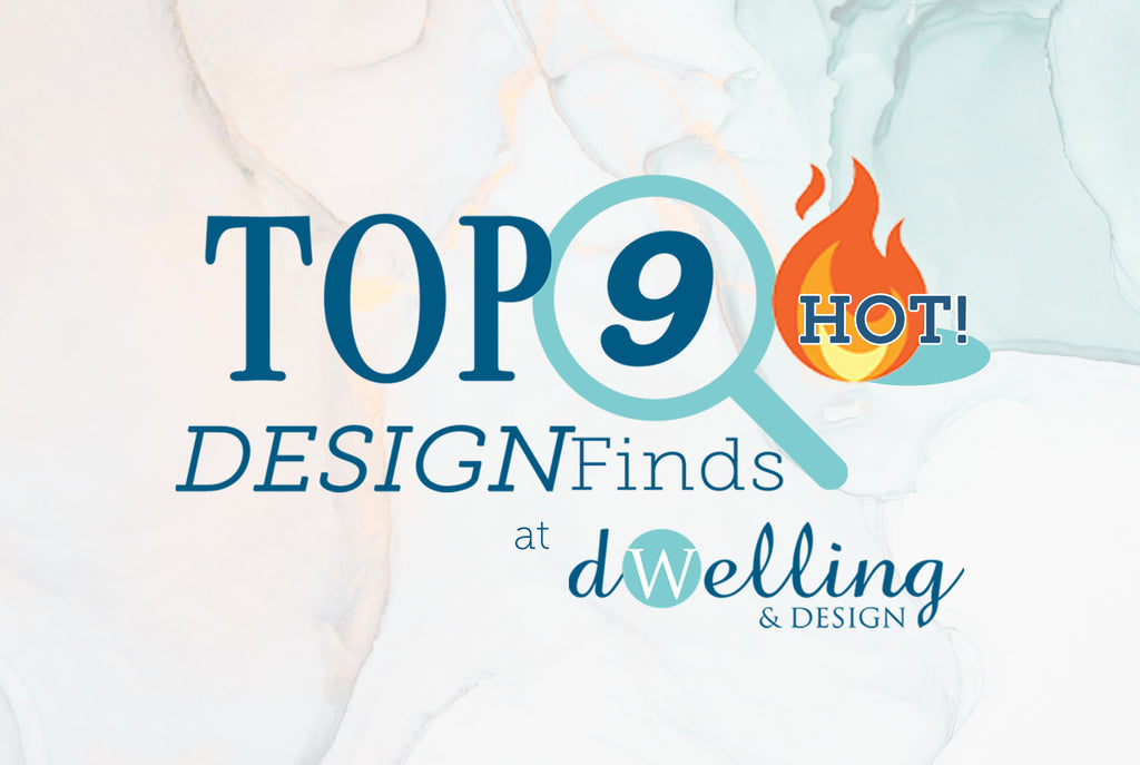 TOP 9 DESIGNFinds | Edition #12