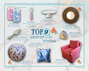 TOP 9 DESIGNFinds | Edition #13