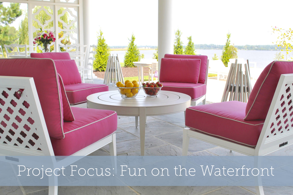 Project Focus: Fun on the Waterfront
