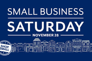 SMALL BUSINESS SATURDAY | NOV. 28