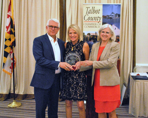 Talbot County Chamber Awards | Dwelling & Design