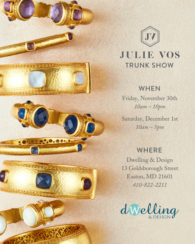 Julie Vos Trunk Show
