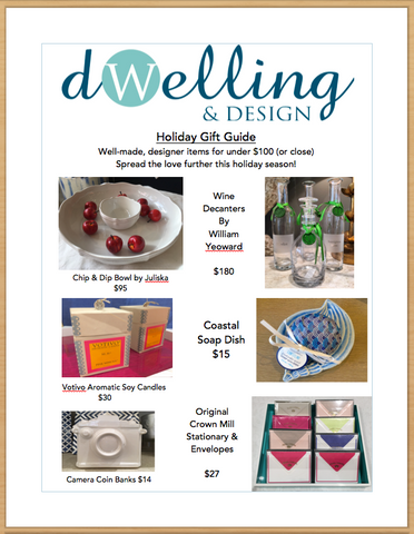 Holiday Gift Guide Page 1